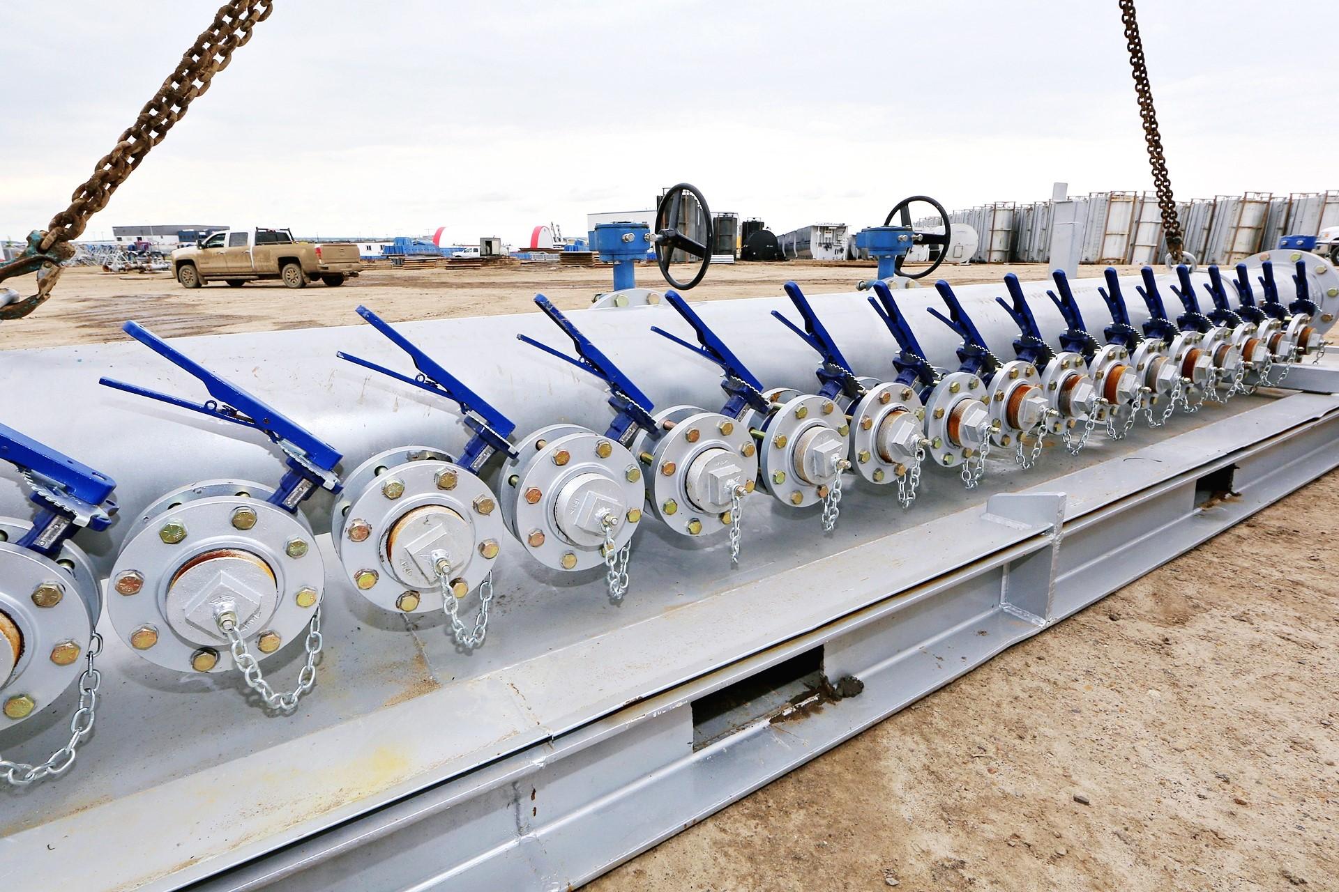 Energy Services equipment